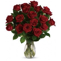 18 Red Roses Bouquet: Just Because