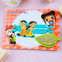 Best Brother Rakhi: Send Rakhi for Kids to Australia