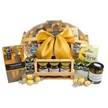 Gourmet Sweet N Savory Hamper: Send Birthday Gifts to Brisbane