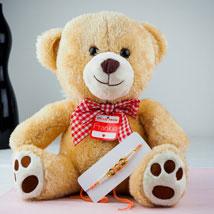 Pyare Bhaiya Rakhi With Teddy Bear: Rakhi to Sydney