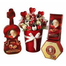 Passional symphony: Gifts to Bulgaria