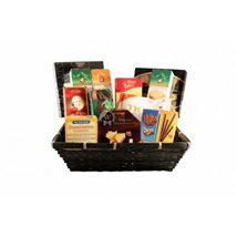 Sweet Sensations Gift Basket: Gifts to Bulgaria