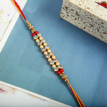 Beads of Love Rakhi: Send Rakhi to Toronto
