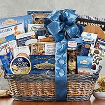 Crowd Pleaser Basket: Chocolate Delivery Canada