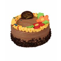 Dark Chocolate Cake: