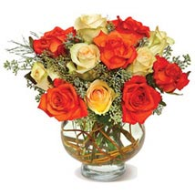 Harvest Moon Roses CND: Thank You Flowers Canada