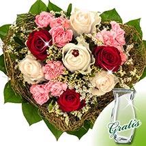 Flower Bouquet Herzlichkeit: Just Because