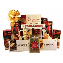 Coffee for you: Gifts to Greece