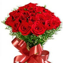 Two Dozen Red Roses Gre: Send Gifts to Greece