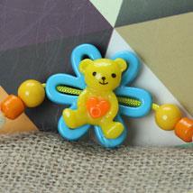 Cute Little Teddy Rakhi HAI:
