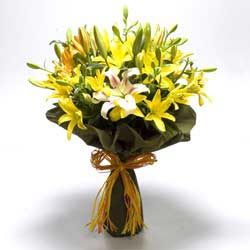 Bunch of Lilies INDO: Gifts To Indonesia