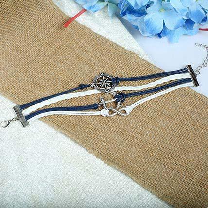 Anchor Women Bracelet