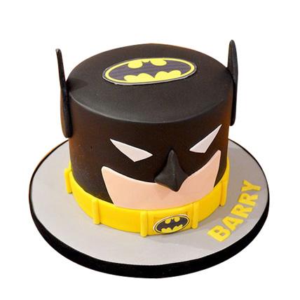 Batman Mask Cake 2kg