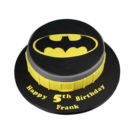 Batman Symbol Cake 3kg