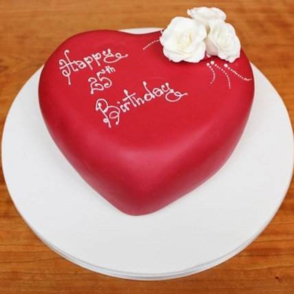 Blossoming Love Cake 1kg Eggless