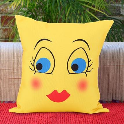 Charming Beauty Cushion