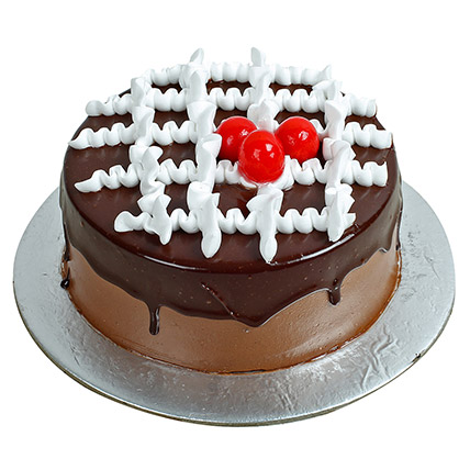 Chocolate Deluxe Cake 1kg