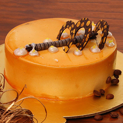 Coffee Addiction Cake Half KG