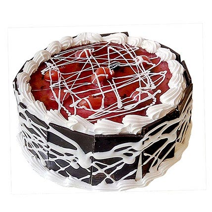 Colorful Chocolate Cake 2 Kg