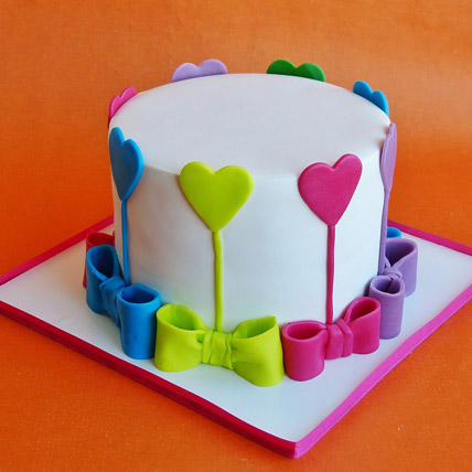 Colors Of Love Cake 3kg