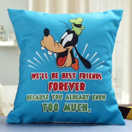 Crazy Friend Cushion