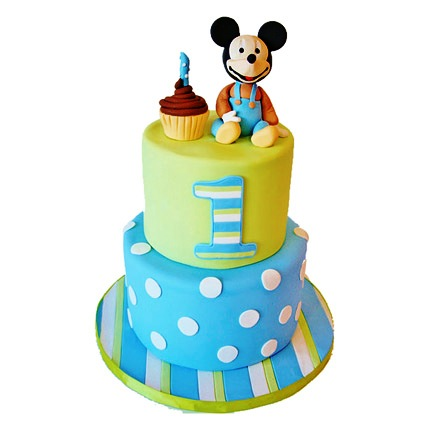Cute Cartoon Cake 4kg