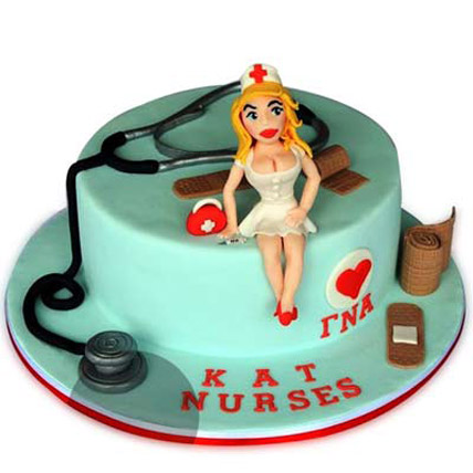 Delicious Doctor Cake 2kg Eggless Chocolate