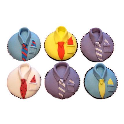 Designer Cupcakes For Dad 6