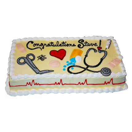 Doctors magical tools Cake 1kg