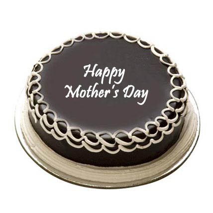 Eggless Mothers Day Chocolate Cake 2kg