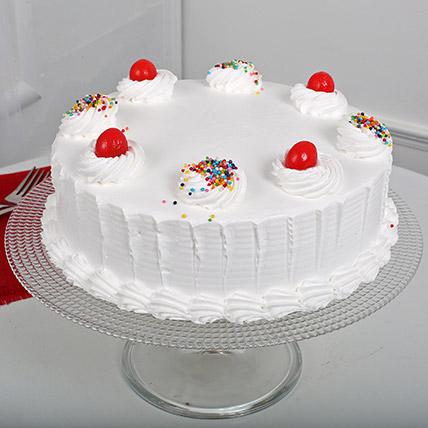 Fresh Vanilla Cake 2Kg