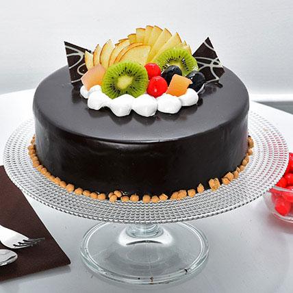 Fruit Chocolate Cake 1kg