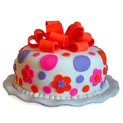 Gorgeous Cake 2kg Eggless