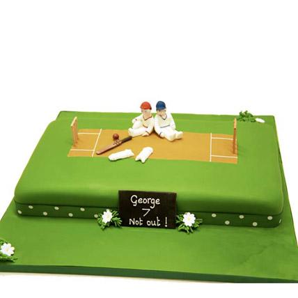 Heavenly Delights Cricket Cake 5kg Eggless