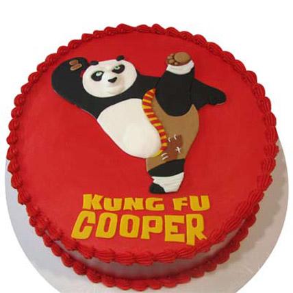 Kicking Po Cake 2kg