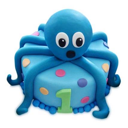 Octopus Cake 2kg