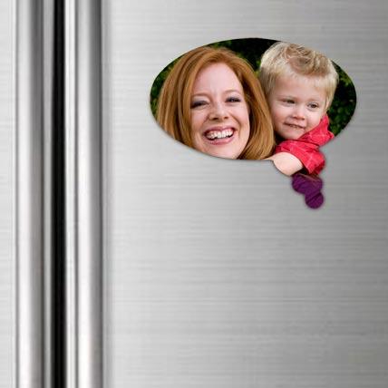 Personalized Fridge Magnet For Moms