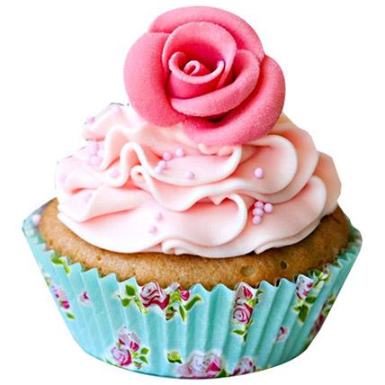 Pink Rose Cupcakes 12
