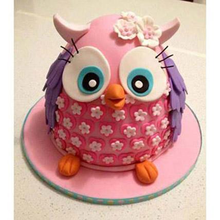 Pinki The Owl Cake 3kg