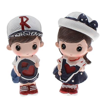 Resin Figurine Love Set