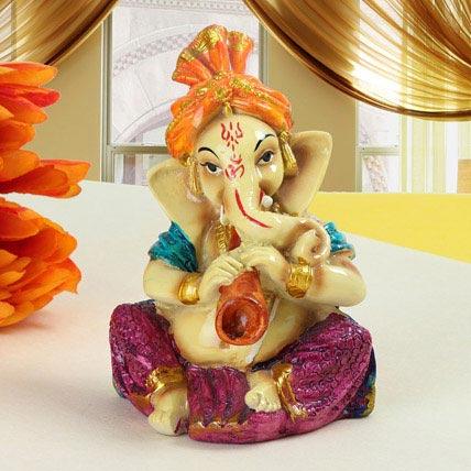 Shehnai Ganesha