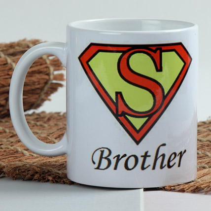 Sizzle With Superman Mug by FNP