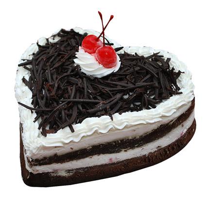 Special Black Forest Cake Half kg