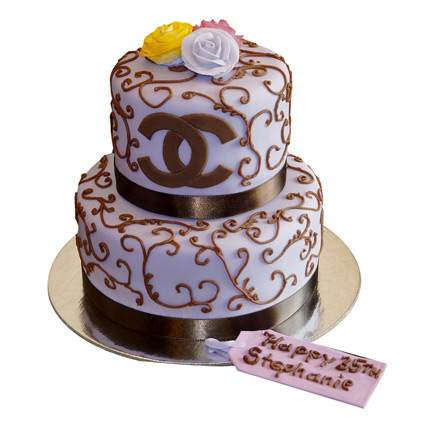 Special Chanel Cake 4kg