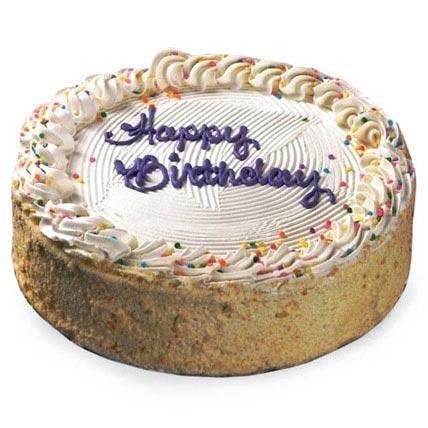 Special Delicious Vanilla Cake Half kg