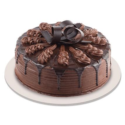 Swanky Chocolate Indulgence Cake 1kg