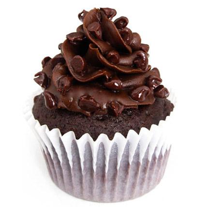 Tripple Chocolate Cupcakes 24