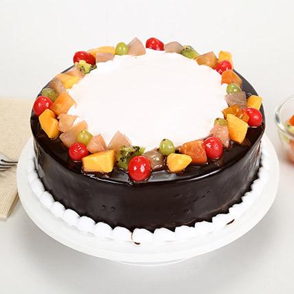 Wild Forest Cake Half kg
