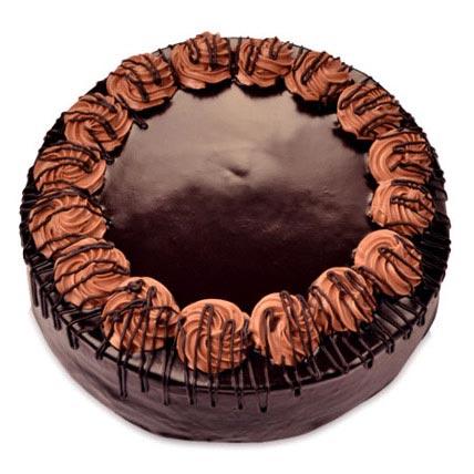 Yummy Special Chocolate Rambo Cake 1kg Eggless