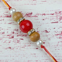 Bring Prosperity Chandan Rakhi LEB: Send Rakhi to Lebanon